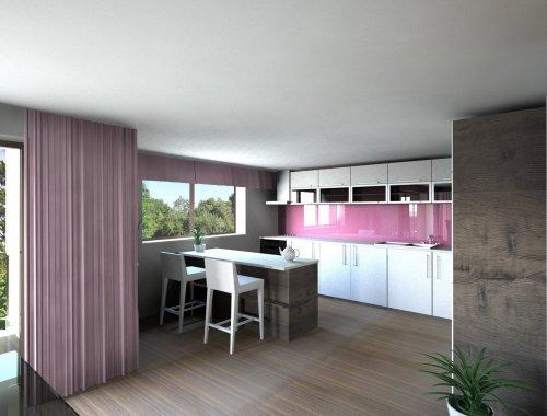 Komfortní novostavba bytu 4+kk - 138 m2 Sokolnice